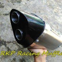 RKP Racing Muffler
