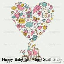 Happy Baby and Mom Stuff