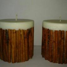 Jakarta Candle