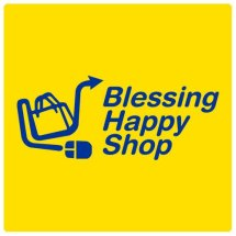 Logo Blessing Happy Shop