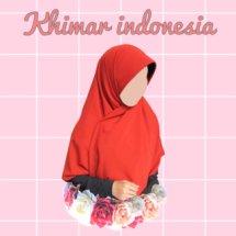 Khimar indonesia
