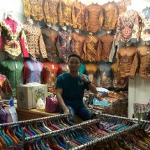 Jakarta serba batik