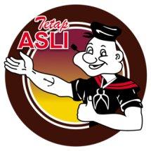 Logo Tetap ASLI