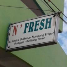 Logo N'fresh