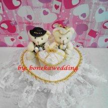 Boneka Wedding