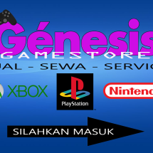 Genesis Gameshop