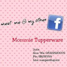 mommie tupperware