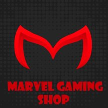 Logo Marvel Gaming Shop