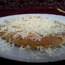 Roti cane dan Kebab