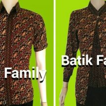 batik family fashion