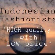 Indonesian fashionista