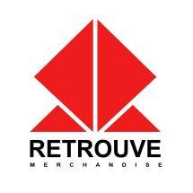Retrouve merch Logo
