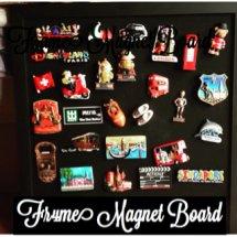 Frame Magnet Board