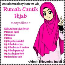 Rumah Cantik Hijab (RCH)