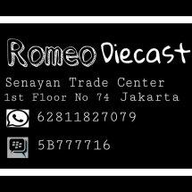 romeo diecast