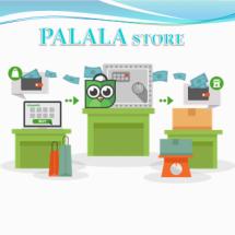 Logo Palala Store