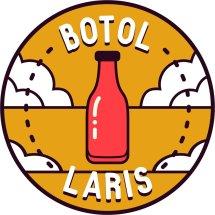 Logo botol laris
