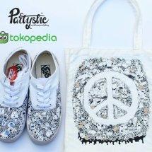 Partystic - Sepatu Lukis - Cirebon  5438d3ef90