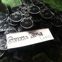 Gavana rifle land