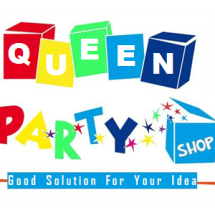 Logo Queen Party