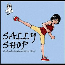 Sally Shop Bandung
