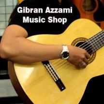 Gibran Azzami Music Shop