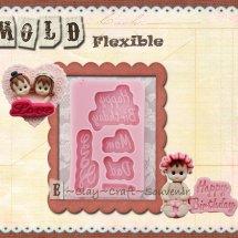 E Clay Craft Souvenir