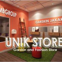 Logo Unik Store GDC
