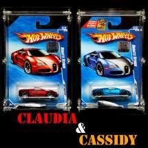 Claudia & Cassidy