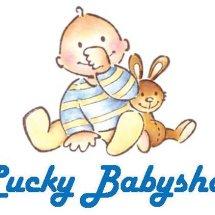 Lucky Babyshop Logo