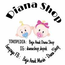 Logo Baju Anak Diana Shop