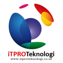 Logo ITPRO Teknologi