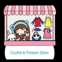 Cyuflia & Ponpon