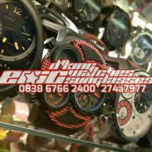 eric d'king watches