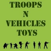 Troops N Vehicle Toys