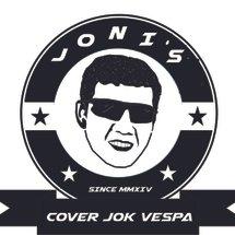 Joni's Cover Jok Vespa