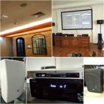Audio Home Theatre