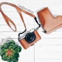 leather shoop
