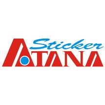 ATANA sticker