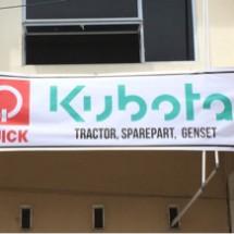 Quick Kubota Pekanbaru