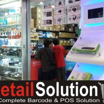 Logo RETAIL SOLUTION BEC