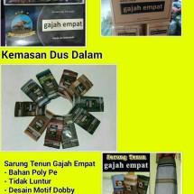 Sarung Tenun Bandung