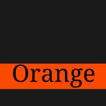 Logo BajuBaju-Orange