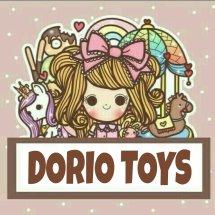 Logo DORIO TOYS