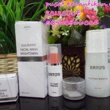 Pusat Kecantikan Ertos Logo