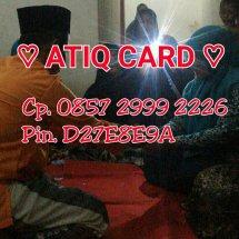 Atiq Card