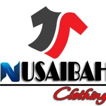 NUSAIBAH CLOTHING Logo