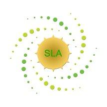 Logo Sumber Listrik Abadi