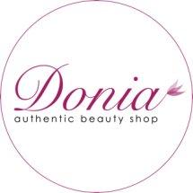 Logo Donia Shop