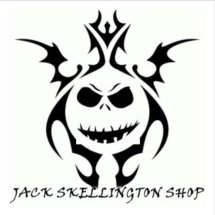 Jack Skellington Shop